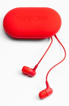 Incase Designs 'Capsule' Ear Buds available at Nordstrom