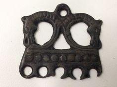 Viking age / Horse pendant/Salla Finnish