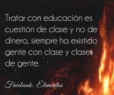 Educación!