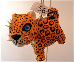 piñata de tigre - Buscar con Google