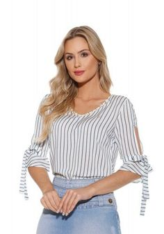 6dec074edd Camisas Femininas Via Tolentino - Compre Online
