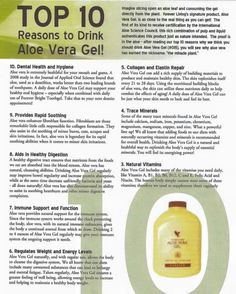 10 reasons to drink Aloe Vera from Forever Living ! Aloe Vera Gel Forever, Forever Living Aloe Vera, Forever Aloe, Health And Beauty, Health And Wellness, Aloe Berry Nectar, Forever Living Business, Chocolate Slim, Natural Kitchen
