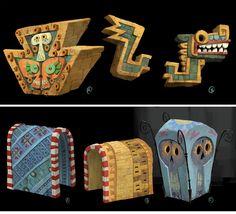 http://theconceptartblog.com/2014/11/03/artes-de-yashar-kassai-para-the-book-of-life/