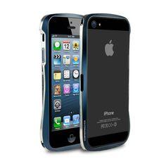 Эксклюзивный бампер Draco 5 Aluminum Midnight Blue для iPhone 5 - 1599 грн!