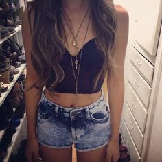 i WILL be able to wear crop tops this summer