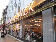 The Adventures of Miss Piggy: Shake Shack, New York
