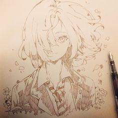 Art anime art, art drawings 및 anime sketch. Anime Drawings Sketches, Anime Sketch, Cute Drawings, Pencil Drawings, Art Anime, Anime Art Girl, Manga Art, Art Hipster, Manga Drawing Tutorials