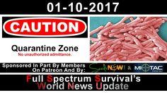Tornado Prep - Sectarian Violence - Legionnaires disease - prepper, survival, and homestead news https://youtu.be/FrLvJnAPldg via @YouTube