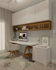 Study Room Design, Study Room Decor, Small Room Design, Room Design Bedroom, Home Room Design, Home Office Design, Home Office Decor, Home Decor Bedroom, Home Interior Design