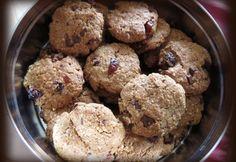Áfonyás-csokis keksz cam22 konyhájából