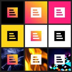 Evolution Entretenimento by Diego Naive, via Behance