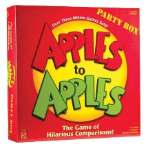 $4 off Mattel APPLES to APPLES Party Box Game Coupon on http://hunt4freebies.com/coupons