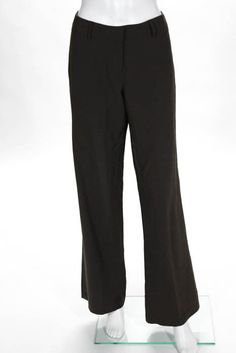 3b10694504a3b Theory Brown Wool Wide Leg Trousers Size 8  fashion  clothing  shoes   accessories  womensclothing  pants  ad (ebay link). Georgette Godinez