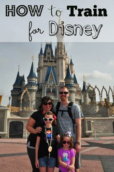 How To Train For Disney - Moms Without Answers