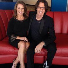 Teresa Frosini & Rick Springfield