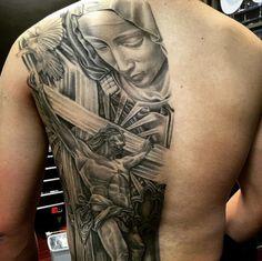 """Képtalálat a következőre: """"buddha and jesus tattoo"""""""