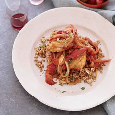 Affordable Star Chef Recipes These fantastic recipes include star chef Mario Batali's cheese-filled chicken thighs and Jacques Pépin's favorite pound cake.