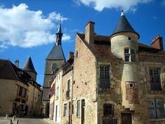 Avallon (Yonne - Bourgogne)