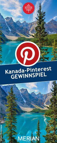 Pinterest-Gewinnspiel: Pinnen Sie Ihre Lieblings-MERIAN-Bilder zum Thema Kanada und gewinnen Sie tolle kanadische Preise! #merianlovescanada