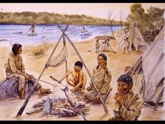 Les Algonquiens vers 1500 France 2, Teaching Resources, Teaching Ideas, Canadian History, Yahoo Images, Social Studies, Image Search, Canada, America