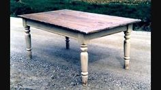 Antique Wooden Table Legs Yarmouth Nova Scotia image 1