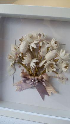 T5, Handmade Flowers, Crochet Flowers, Quilling, Paper Art, Embellishments, Crafts, Silk, Paper Flowers