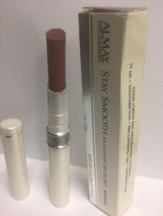 Almay Stay Smooth Anti-Chap Lipcolor Lipstick SPF 25 FULL SIZE TOASTY >>> This is an Amazon Affiliate link. To view further for this item, visit the image link.