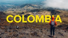awesome Colombia is Dangerous (?)