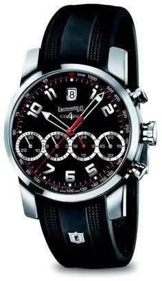 Baselworld 2014 - Eberhard & Co Chrono 4 Watch