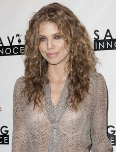 We love this gorgeous curly hair!