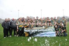 Bury St Edmunds Rugby win the league