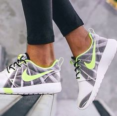 Amazing athletic shoes