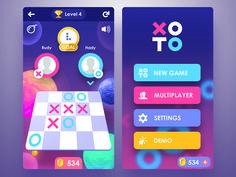 X O Game Design