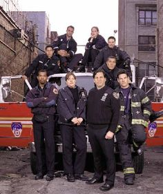 shows like third watch