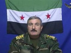 Riad al-Asaad is the leader of the Free Syrian Army.  The Free Syrian Army is trying to overthrow the Ba'ath party and several of the members are soldiers who have defected from the Syrian army after refusing to fire on civilians