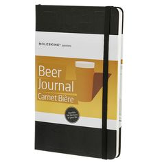 Moleskine Passions Beer Journal (5 x 8.25) | Vickerey.