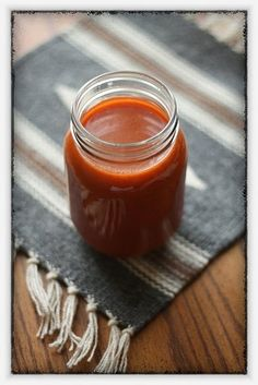 Red Chile Sauce Recipe