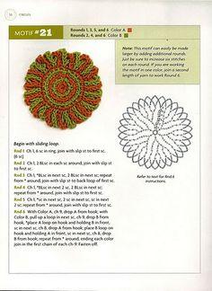 innovart en crochet: En la variedad, la práctica...