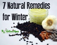 7 Natural Remedies for Winter  These natural remedies for winter help ward off…