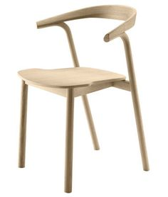 Makil - Chair - Wooden seat - Chairs and high armchairs - Furniture