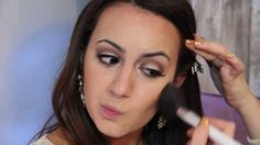 Sultry Night Out Makeup Tutorial! | TheBloginista.com