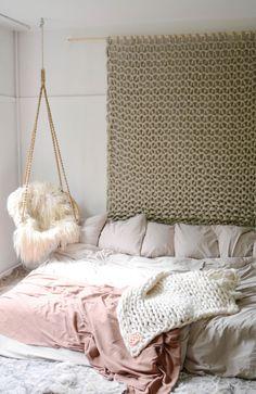 Wallhanging At Vacht Van Vilt Cozy bedroom...