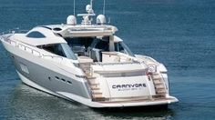 Seattle Lifestyle Magazine - Antik Bose spending his weekend on his $1.9 million Northrop & Johnson designed CARNIVORE C1 yacht in Miami, FL