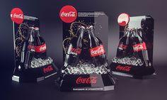 Coca Cola Zero POSm on Behance
