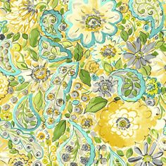 California Dreaming Collection by Dena™ Home for P/K Lifestyles - Sweet Summer in Lemon Meringue