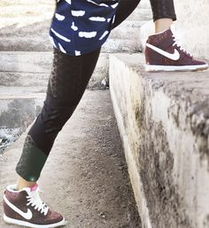 Step up your game. #Nike #Style #NikeSportswear