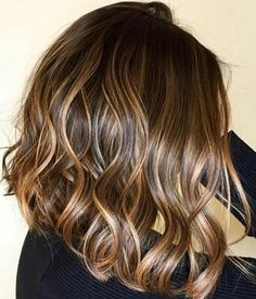 Luscious Balayage With Subtle Purple Tones - 20 Stunning Examples of Mushroom Brown Hair Color - The Trending Hairstyle Bronde Hair, Brown Hair Balayage, Blonde Hair With Highlights, Brown Blonde Hair, Brunette Hair, Balayage Hair Brunette Medium, Brunette With Caramel Highlights, Honey Balayage, Long Brunette