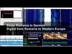 Shortwave Decode DRM (Digital Radio Mondiale) with DREAM