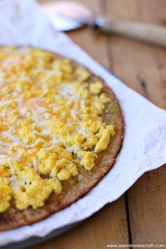 Disney Copycat Breakfast Pizza Recipe on Yummly. @yummly #recipe