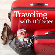 Yes, you can have a worry-free vacation with diabetes! Prepare for an excellent getaway with these packing tips especially for travelers with diabetes.